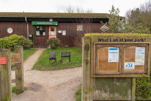 Rushcliffe Country Park Rangers Office