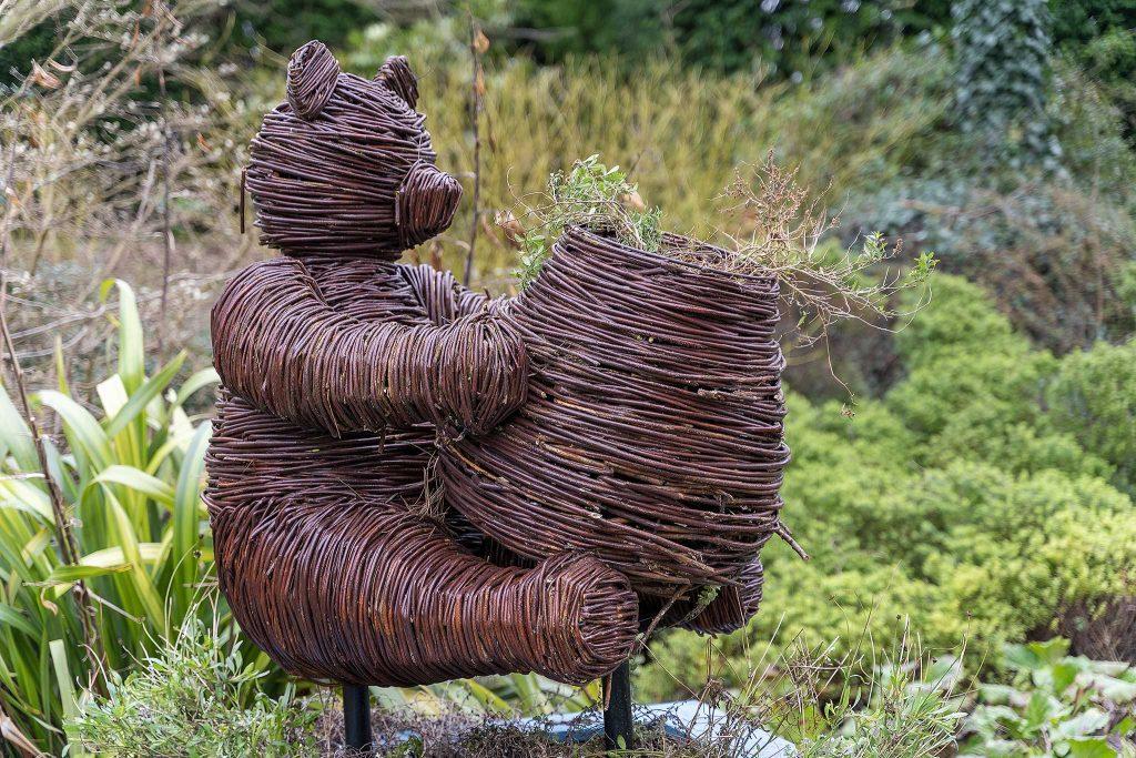 Winnie The Pooh - Woodthorpe Grange Park